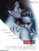 Basic Instinct - Movie Poster (xs thumbnail)