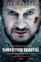 The Grey - Lithuanian Movie Poster (xs thumbnail)