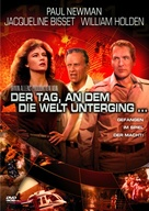 When Time Ran Out... - German DVD movie cover (xs thumbnail)