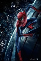 The Amazing Spider-Man - Czech Movie Poster (xs thumbnail)