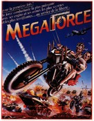 Megaforce - French Movie Poster (xs thumbnail)