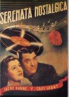 Penny Serenade - Spanish Movie Poster (xs thumbnail)