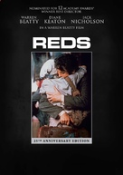 Reds - DVD cover (xs thumbnail)