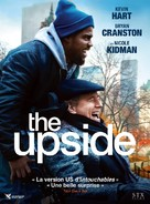 The Upside - French DVD movie cover (xs thumbnail)