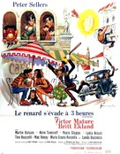 Caccia alla volpe - French Movie Poster (xs thumbnail)