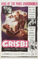 Touchez pas au grisbi - Movie Poster (xs thumbnail)