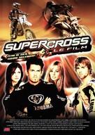 Supercross - French DVD cover (xs thumbnail)