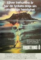 The Island - Swedish Movie Poster (xs thumbnail)
