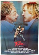 Les fugitifs - Swedish Movie Poster (xs thumbnail)