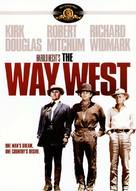 The Way West - DVD cover (xs thumbnail)