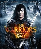 The Warrior's Way - Blu-Ray movie cover (xs thumbnail)