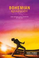 Bohemian Rhapsody - Estonian Movie Poster (xs thumbnail)