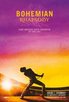 Bohemian Rhapsody - Estonian Movie Poster (xs thumbnail)