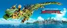 The Lego Ninjago Movie - Russian Movie Poster (xs thumbnail)