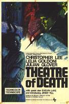 Theatre of Death - British Movie Poster (xs thumbnail)