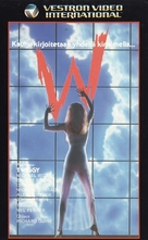 W - Finnish VHS movie cover (xs thumbnail)