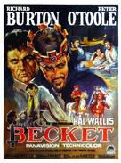 Becket - Spanish Movie Poster (xs thumbnail)