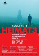 """Heimat 3 - Chronik einer Zeitenwende"" - Italian poster (xs thumbnail)"