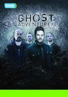 """""""Ghost Adventures"""" - DVD movie cover (xs thumbnail)"""