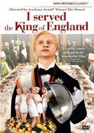 Obsluhoval jsem anglickèho krále - DVD cover (xs thumbnail)