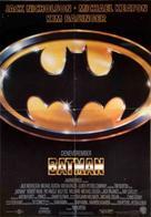 Batman - Hungarian Movie Poster (xs thumbnail)