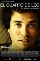 El cuarto de Leo - Uruguayan Movie Poster (xs thumbnail)