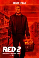 RED 2 - Italian Movie Poster (xs thumbnail)