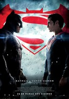 Batman v Superman: Dawn of Justice - Portuguese Movie Poster (xs thumbnail)