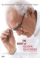 La quête d'Alain Ducasse - Canadian Movie Poster (xs thumbnail)