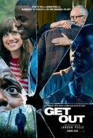 Get Out - British Movie Poster (xs thumbnail)