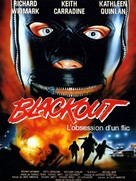 Blackout - French Movie Poster (xs thumbnail)