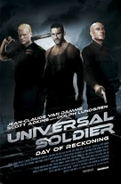 Universal Soldier: Day of Reckoning - Movie Poster (xs thumbnail)