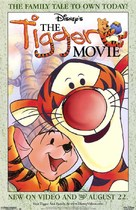 The Tigger Movie - Video release movie poster (xs thumbnail)