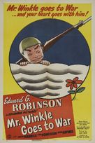 Mr. Winkle Goes to War - Movie Poster (xs thumbnail)