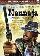 Mannaja - DVD cover (xs thumbnail)