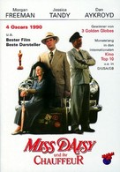 Driving Miss Daisy - German DVD cover (xs thumbnail)
