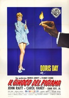 The Pajama Game - Italian Movie Poster (xs thumbnail)