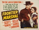 Frontier Marshal - Movie Poster (xs thumbnail)
