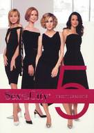 """""""Sex and the City"""" - DVD movie cover (xs thumbnail)"""