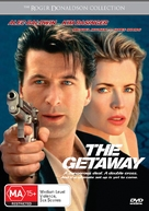 The Getaway - Australian DVD movie cover (xs thumbnail)