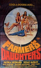 The Farmer's Daughters - Movie Cover (xs thumbnail)
