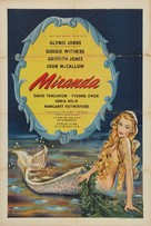 Miranda - British Movie Poster (xs thumbnail)