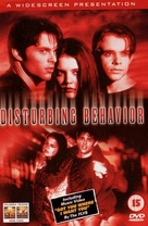 Disturbing Behavior - British Movie Cover (xs thumbnail)