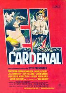 The Cardinal - Spanish Movie Poster (xs thumbnail)