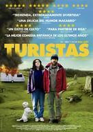 Sightseers - Spanish Movie Poster (xs thumbnail)