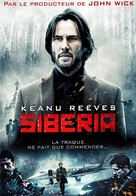 Siberia - French DVD movie cover (xs thumbnail)