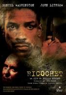 Ricochet - Spanish VHS cover (xs thumbnail)