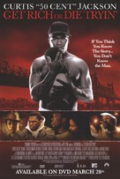 Get Rich or Die Tryin' - Video release poster (xs thumbnail)