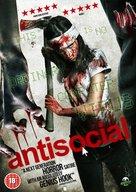 Antisocial - British DVD movie cover (xs thumbnail)