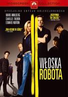The Italian Job - Polish Movie Cover (xs thumbnail)
